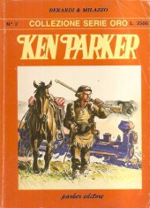 Ken Parker (Collezione Serie Oro) -2- I Gentiluomini - Omicidio a Washinghton