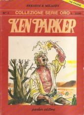 Ken Parker (Collezione Serie Oro) -4- Sotto il cielo del Messico - Colpe grosso a San Francisco