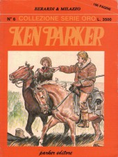 Ken Parker (Collezione Serie Oro) -6- Il popolo degli uomini - La ballata di Pat O'Shane