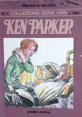 Ken Parker (Collezione Serie Oro) -7- La citta calda - Ranchero