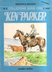 Ken Parker (Collezione Serie Oro) -8- Butch l'implacabile - Uomini, bestie ed eroi