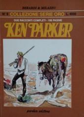 Ken Parker (Collezione Serie Oro) -9- La lunga pista rossa - Santa Fe express