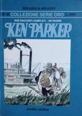 Ken Parker (Collezione Serie Oro) -12- La regina del Missouri - Lassu nel Montana