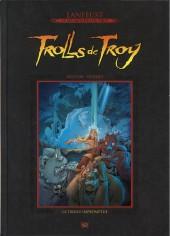Lanfeust et les mondes de Troy - La collection (Hachette) -62- Trolls de Troy - La Trolle impromptue