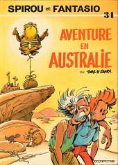 Spirou et Fantasio -34- Aventure en Australie