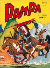 Pampa (Lug - 1re série) -Rec01- Album N°1 (Du N°1 au N°6)