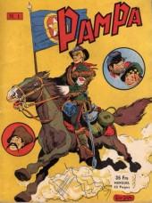 Pampa (Lug - 1re série) -1- Stormy Red