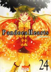Pandora Hearts -24- Tome 24