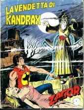 Zagor (en italien) -250- La vendetta di Kandrax
