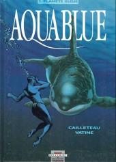 Aquablue -2c98- Planète bleue