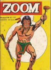 Zoom -11- Les 4 as dans le bagne de Mohora