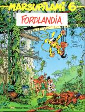 Marsupilami -6- Fordlandia