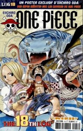 One Piece - La collection (Hachette) -18- The 18th Log