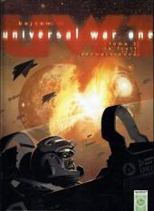 Universal War One -2b2006- Le fruit de la connaissance