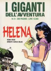 Helena (I Giganti dell'avventura) -313- Helena
