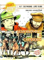 Kozakovich & Connors (I Giganti dell'avventura) -2- Kozakovich & Connors 2