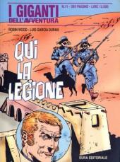 Qui la legione - Tome 1