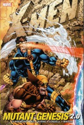 X-Men (1991) -INT- Mutant Genesis 2.0