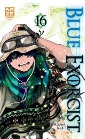 Blue Exorcist -16- Tome 16