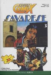 Savarese (Mastercomix) -3- Savarese 3