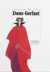 Complainte des Landes perdues -3TT- Dame Gerfaut