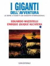 Eduardo Mazzitelli, Enrique Quique Alcatena (I Giganti dell'avventura) -2- Mazzitelli E Alcatena