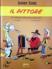 Lucky Luke (en italien) -5- Il pittore