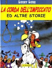 Lucky Luke (en italien) -2- La corda de l'impiccato