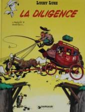 Lucky Luke -32c81- La diligence