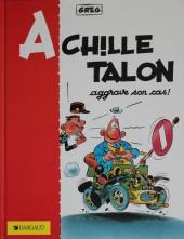 Achille Talon -2c84- Achille Talon aggrave son cas !