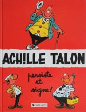 Achille Talon -3d84- Achille Talon persiste et signe !