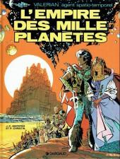Valérian -2c1991- L'empire des mille planètes