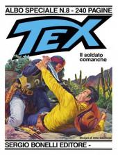 Tex (Albo speciale) -8- Il soldato comanche