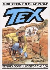 Tex (Albo speciale) -16- Predatori del deserto