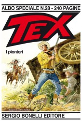 Tex (Albo speciale) -28- I pionieri