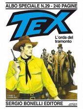 Tex (Albo speciale) -29- L'orda del tramonto