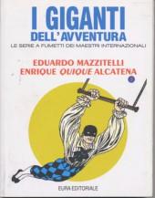 Eduardo Mazzitelli, Enrique Quique Alcatena (I Giganti dell'avventura) -3- Mazzitelli E Alcatena