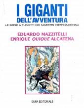 Eduardo Mazzitelli, Enrique Quique Alcatena (I Giganti dell'avventura) -1- Mazzitelli E Alcatena
