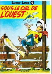 Lucky Luke -4f13- Sous le ciel de l'ouest