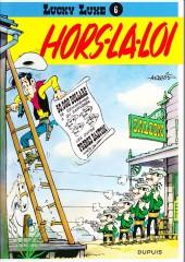 Lucky Luke -6e12- Hors-la-loi
