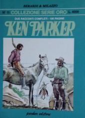 Ken Parker (Collezione Serie Oro) -11- Il giudizio di dio - Il giorno in cui brucio Chattanooga