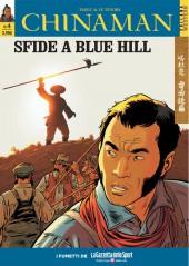 Chinaman (en italien) -4- Sfide a Blue Hill - Gli impiccati