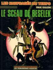 Les naufragés du temps -7- Le sceau de Beselek
