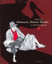 Jérôme K. Jérôme Bloche (L'intégrale) -3a16- Volume 3