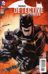 Detective Comics (2011) -49- The Bronze Age : Salt of the Earth