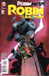 Robin: Son of Batman (2015) -7- Fight the Nightmare