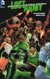 Green Lantern: Lost Army (2015) -INT- Lost army