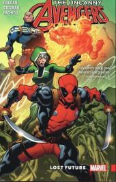 Uncanny Avengers [II] (2015) -INT01- Unity - Lost future