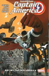 Captain America: Sam Wilson (2015) -INT01- Not my captain america