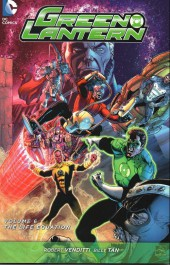 Green Lantern Vol.5 (DC Comics - 2011) -INT06- The life equation